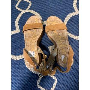 Sam Edelman Platform Sandals